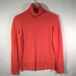 Cashmere Coral Sweater